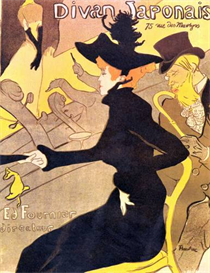 Image Photo Diva Japonais Toulouse-Lautrec | Photos and Images | Vintage