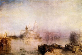 Image Photo Dogana and Santa Maria in Venice Joseph Mallord Turner | Photos and Images | Vintage