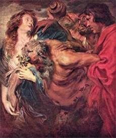 Image Photo Drunken Silenus Van Dyck | Photos and Images | Vintage
