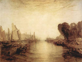 Image Photo East Cowes Castle Joseph Mallord Turner | Photos and Images | Vintage