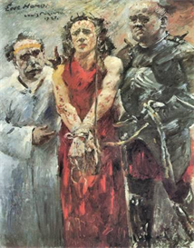 Image Photo Ecce Homo 2 Lovis Corinth Impressionism European | Photos and Images | Vintage