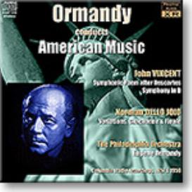 ORMANDY conducts American Composers,  Stereo 24-bit FLAC | Music | Classical