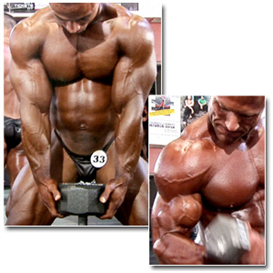13171 - 2011 NPC National Championships Men's Bodybuilding Pump Room Part 1 (HD) | Movies and Videos | Fitness