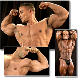 14158 - 2011 NPC National Championships Men's Backstage Posing Part 1 (HD) | Movies and Videos | Fitness