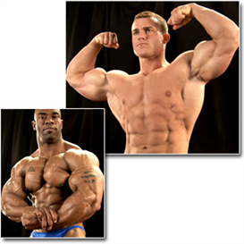 14159 - 2011 NPC National Championships Men's Backstage Posing Part 2 (HD) | Movies and Videos | Fitness