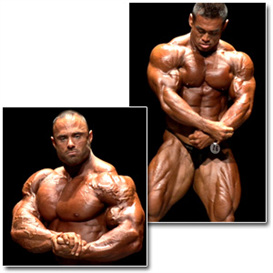 12105 - 2011 IFBB PBW Pro Championships Men's Prejudging (HD) | Movies and Videos | Fitness