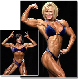 22101 - 2010 NPC National Championships Women's Bodybuilding Prejudging (HD) | Movies and Videos | Fitness