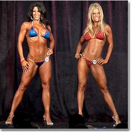 22103 - 2011 NPC Masters Nationals Women's Figure & Bikini Prejudging (HD) | Movies and Videos | Fitness