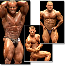 12109 - 2011 NPC National Championships Men's Bodybuilding Prejudging Part 1 (HD) | Movies and Videos | Fitness