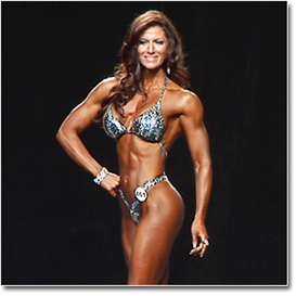 22099 - 2010 NPC National Championships Women's Figure Prejudging (HD) | Movies and Videos | Fitness