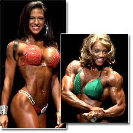 22102 - 2011 IFBB PBW Championships Women's Prejudging (HD) | Movies and Videos | Fitness