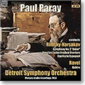 PARAY conducts Rimsky-Korsakov and Ravel, 1953, mono 16-bit FLAC | Music | Classical