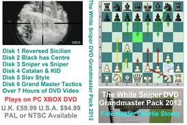 white sniper gm pack 2012 dvd disk 5/6