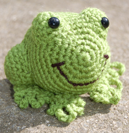 Franky Frog | Crafting | Sewing | Other