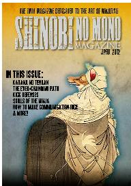 Shinobi Magazine 22