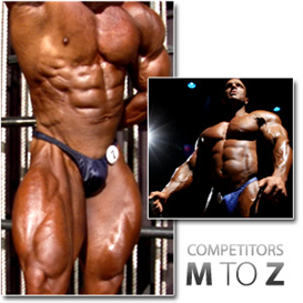 13165 - 2011 IFBB PBW Pro Championships Men's Backstage Posing & Pump Room Part 2 (HD) | Movies and Videos | Fitness