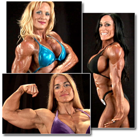 24054 - 2011 NPC Nationals Womens Backstage Posing Part 1 (HD) | Movies and Videos | Fitness