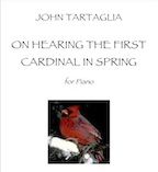 On Hearing the First Cardinal in Spring (PDF) | Music | Classical