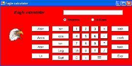 eagle calculator