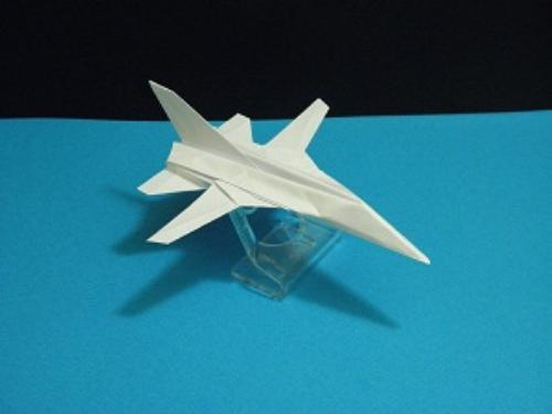 Fourth Additional product image for - Origami Panavia Tornado Tutorial Video