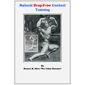 Natural Drug-Free Contest Training | eBooks | Health