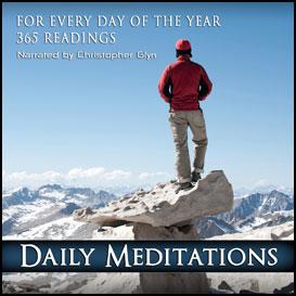 Daily Meditations 2   Audio Books   Religion and Spirituality