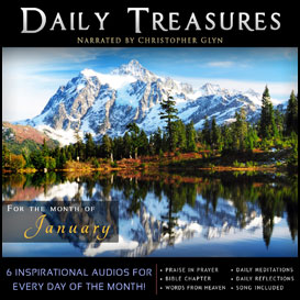 Daily Treasures 1 | Audio Books | Religion and Spirituality