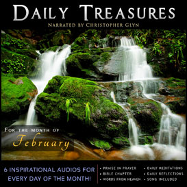 Daily Treasures 2 | Audio Books | Religion and Spirituality