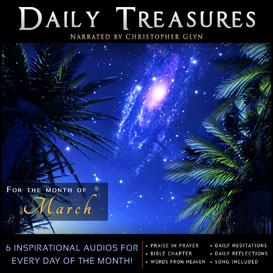 Daily Treasures 3 | Audio Books | Religion and Spirituality