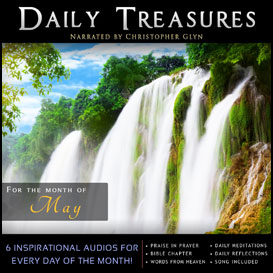 Daily Treasures 5 | Audio Books | Religion and Spirituality