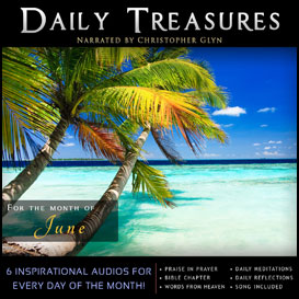 Daily Treasures 6 | Audio Books | Religion and Spirituality