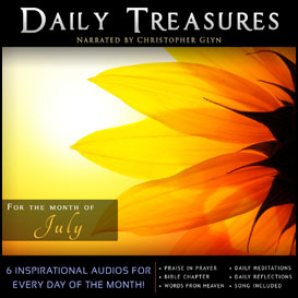 Daily Treasures 7 | Audio Books | Religion and Spirituality