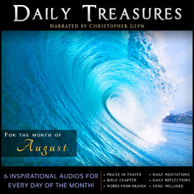 Daily Treasures 8 | Audio Books | Religion and Spirituality