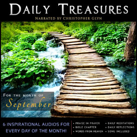 Daily Treasures 9 | Audio Books | Religion and Spirituality