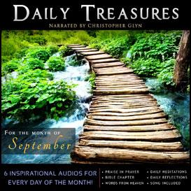 Daily Treasures 9 | Audio Books | Religion and Spirituality