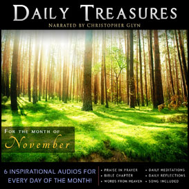 Daily Treasures 11 | Audio Books | Religion and Spirituality