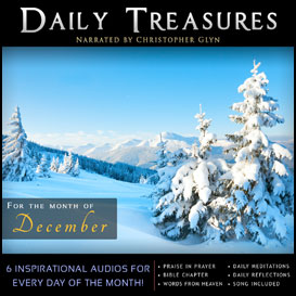 Daily Treasures 12 | Audio Books | Religion and Spirituality