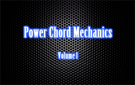 Power Chord Mechanics Volume One | Movies and Videos | Educational