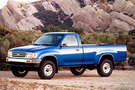 1993 Toyota T100 MVMA | eBooks | Automotive