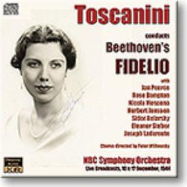 BEETHOVEN Fidelio - Peerce, Bampton, NBC SO, Toscanini, 1944 , 24-bit Ambient Stereo FLAC | Music | Classical