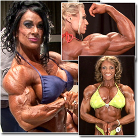23094 - 2011 IFBB PBW Championships Women's Bodybuilding Backstage Posing & Pump Room (HD) | Movies and Videos | Fitness