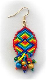 Fiesta Earrings | Other Files | Arts and Crafts