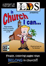 in church i can...