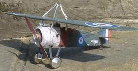WOH Sopwith Swallow 1/33 scale model kit | Audio Books | History