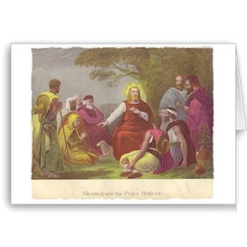 religious (no6) greetings card 6x4 7x5 templates