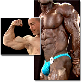 14154 - 2011 NPC Masters Nationals Men's Backstage Posing Part 2 (Over 40 BW-MW) (HD) | Movies and Videos | Fitness