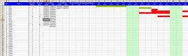 Simple Project Plan / Gantt Chart | Software | Business | Other