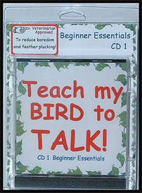 Teach My Bird to Talk CD 1 - Beginner Essentials - Instant download over 90 MP3s, this is not a physical disc. | Other Files | Everything Else