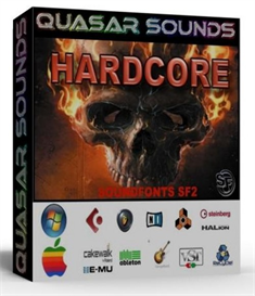 Hardcore Techno Gabber Soundfonts Sf2 | Music | Soundbanks