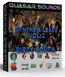 Dirty South Trap Synths Vol 2 Soundfonts Sf2 | Music | Soundbanks